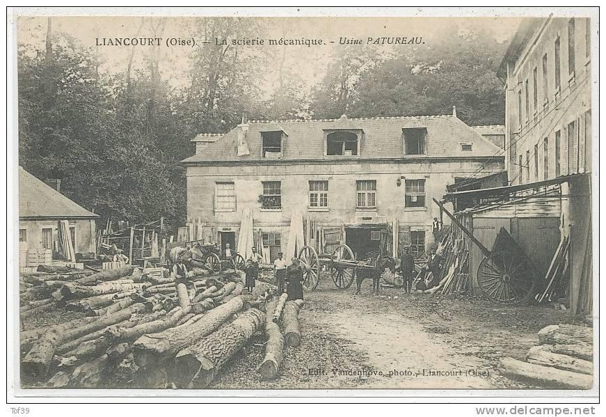 60 Liancourt La Scierie Mécanique - Liancourt