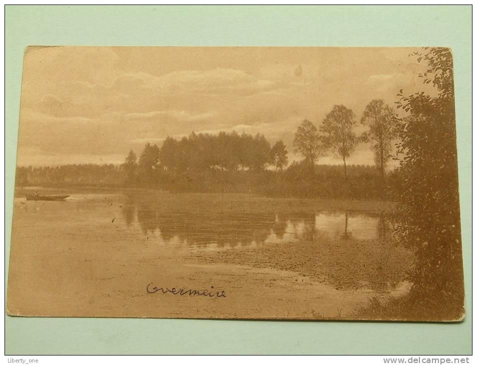 Lac D'Overmeire - Anno 19?? ( Beschreven - Zie Foto Voor Details ) !! - Berlare