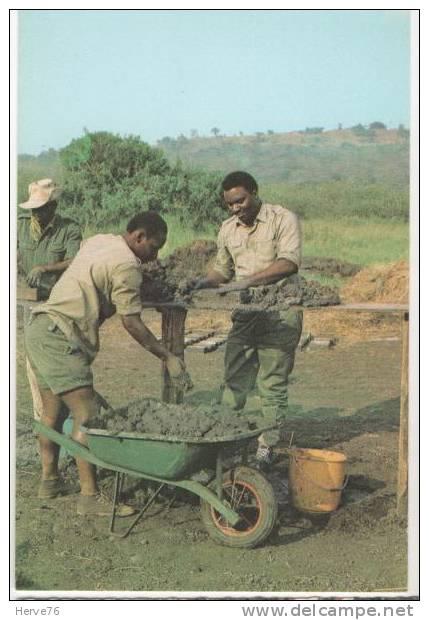 AFRIQUE - Année Du Travail Manuel Au RWANDA - Rwanda