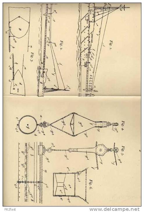 Original Patentschrift - C. Taylor In Much Yelp , Basildon , 1906 , Bekohlen Von Schiffen , Schiff !!! - Boats