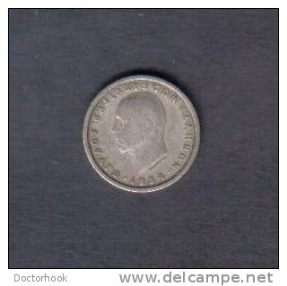 GREECE   1  DRACHMA  1954  (KM # 81) - Griechenland