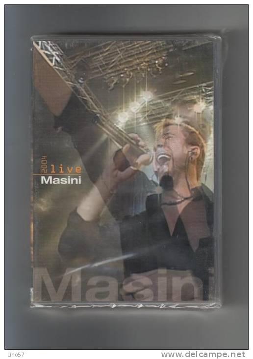 MARCO MASINI LIVE 2004 - DVD Musicali