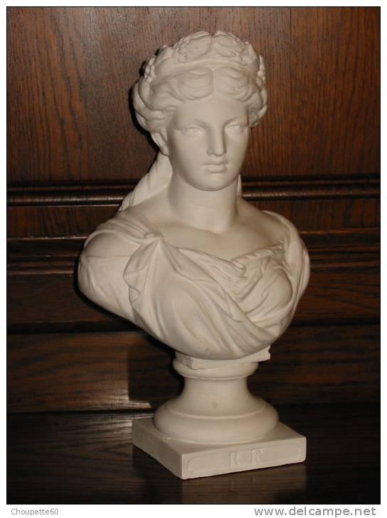 Buste De Marianne - Sculptures