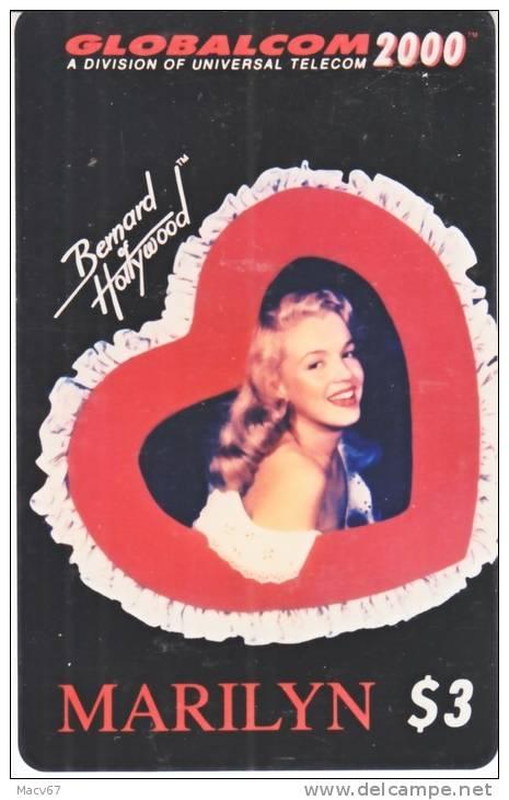 Marilyn Monroe Design  2   **  VERY RARE - Film
