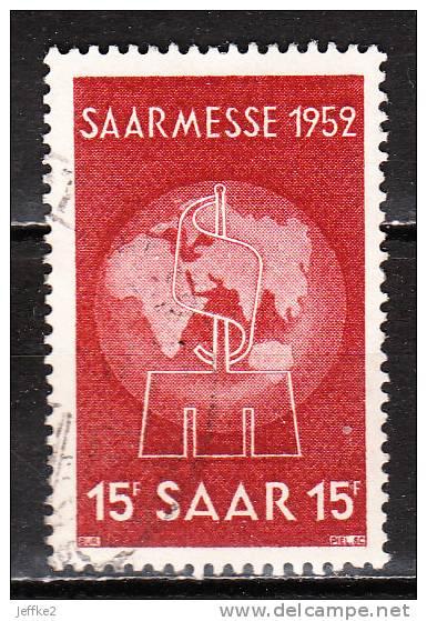 304  Foire De Sarrebruck - Oblit. - LOOK!!!! - Non Classés
