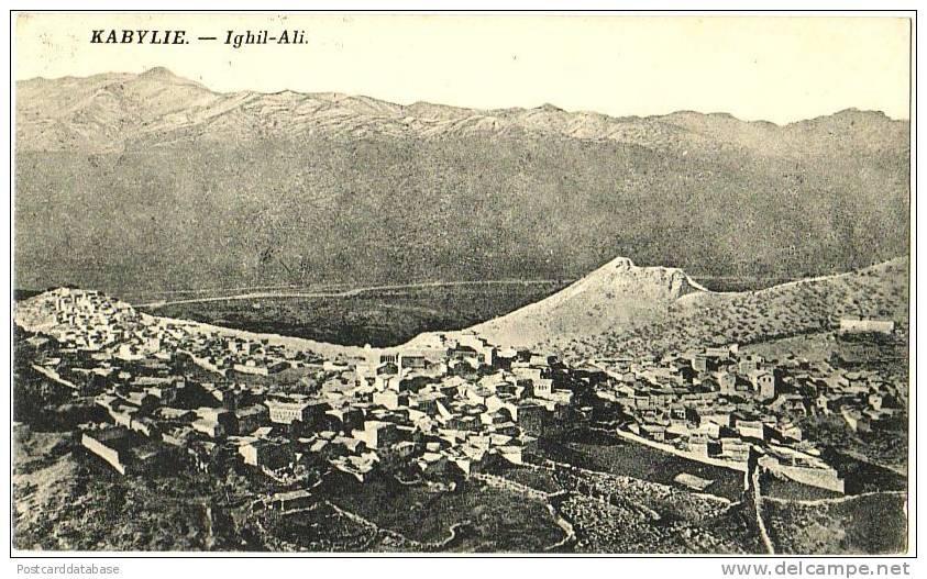 Kabylie - Ighil-Ali - Algérie