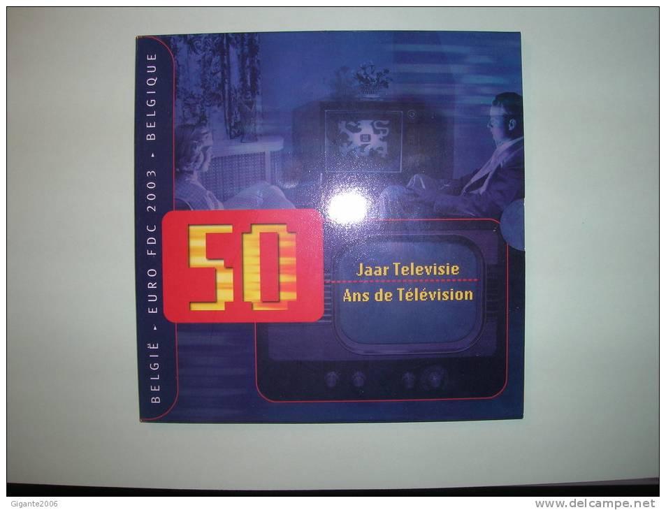 Bélgica Set Oficial 2003 (20.010) - Bélgica