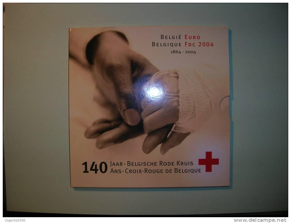 Bélgica Set Oficial 2004 (20.011) - Bélgica