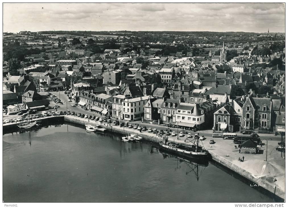 BRETAGNE - PAIMPOL - Les Quais - Vue Aérienne - Paimpol