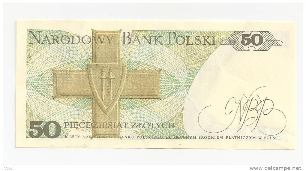 - 35 A - NARODOWY BANK POLSKI - Pologne