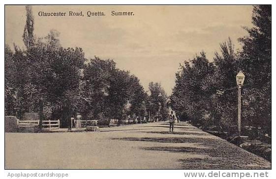 Pakistan Quetta Glaucester Road - Pakistan