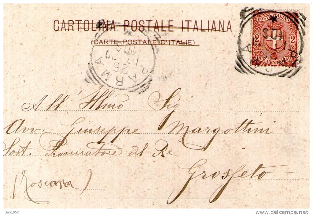 """Cartolina  Anni 60    """"  PARMA - La Cupola Di S.Giovanni, Dipinto Del Correggio """" - Parma"""