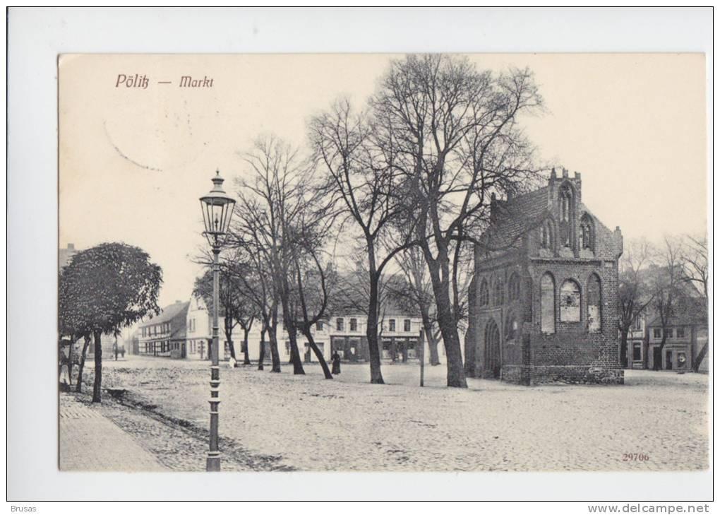 Pölitz - Markt - Pommern