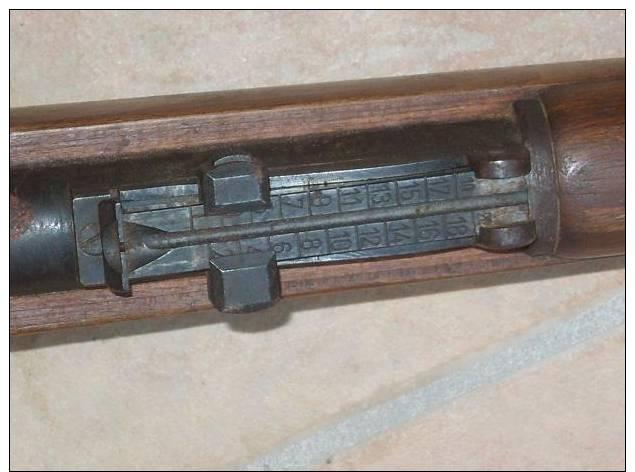 Vieux Fusil WW2 Mauser MOD 98 Neutralise Nombreux Marquages Voir Photos - Armes Neutralisées