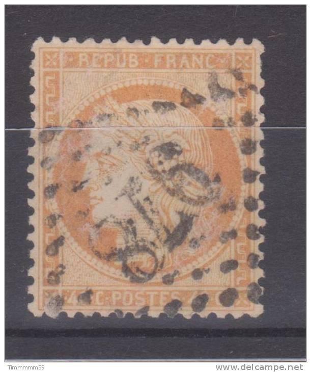 Lot N°18410  N°38, Oblit GC 978 CHAUMONT-EN-BASSIGNY(50) - 1870 Siege Of Paris