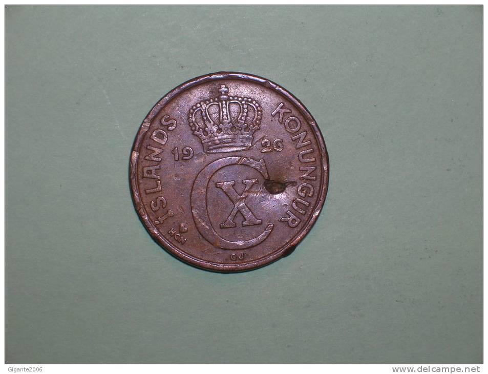 Islandia 5 Aurar 1926 (3821) - Islandia