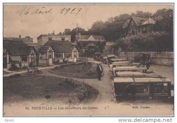 .POURVILLE ( Les Chauffeurs Du Casino ) - France