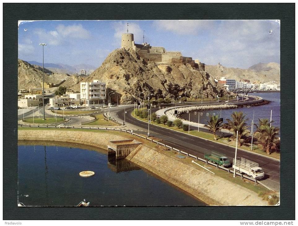 Oman - Muttrah Corniche - Oman