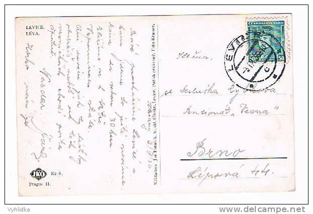 Levice Leva Stefanik Hostinec Svenessy Vendeglo 1936 - Slowakei