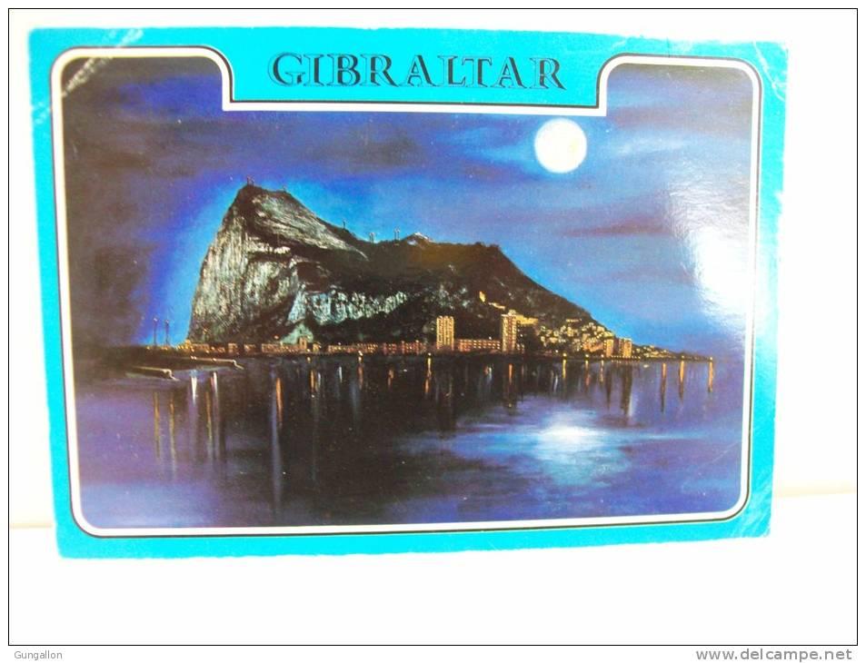 The Rock At Night (Gibilterra) - Gibilterra
