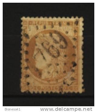 France   N°  36 Oblitéré  Cote 85 € Au Quart Cote - 1870 Siege Of Paris