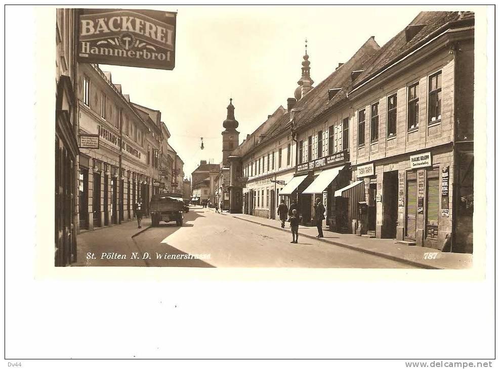 Autriche - St Polten  N. D. Wienerstrasse - Non Classés
