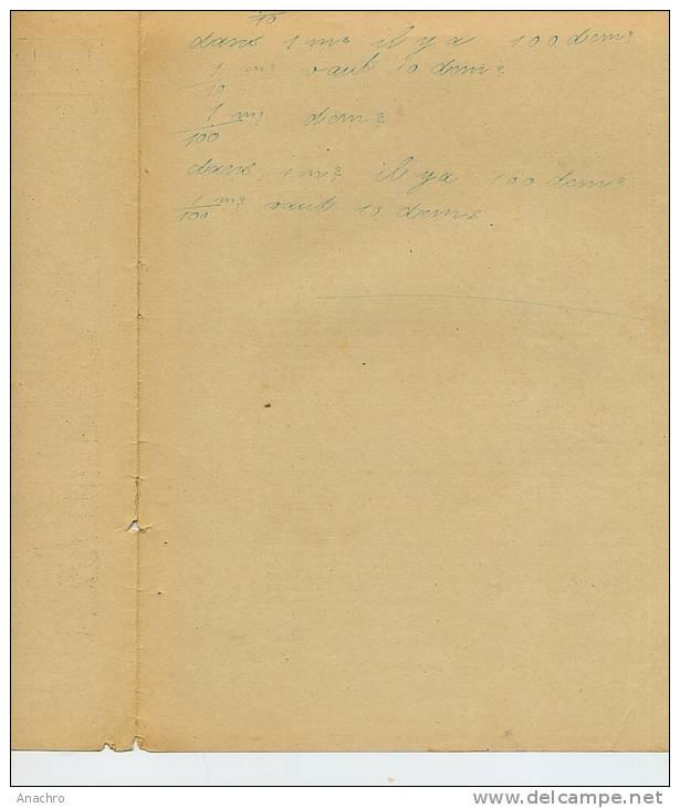 Couverture Protège Cahier L'INSTITUT D'EGYPTE La Patrie Victoires De Nos Aïeux 1797-1804 MONGE / Coll. J. GARNIER - Protège-cahiers