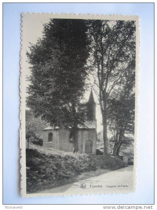 FRANIERE - Chapelle St-Pierre - Floreffe