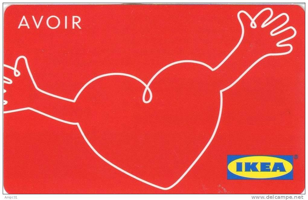 Ikea carte cadeau