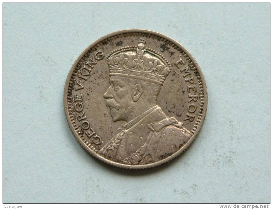 1936 - SIX PENCE / KM 2 ( Uncleaned - For Grade, Please See Photo ) ! - New Zealand