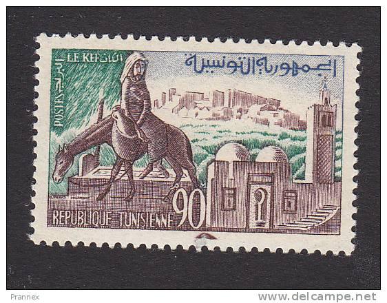 Tunisia, Scott #360, Mint Never Hinged, Le Kef, Issued 1960 - Tunisia