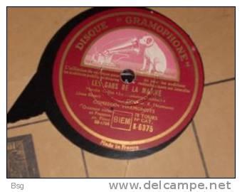 78T Chanson Jazz - Comédian Harmonists - 78 Rpm - Schellackplatten