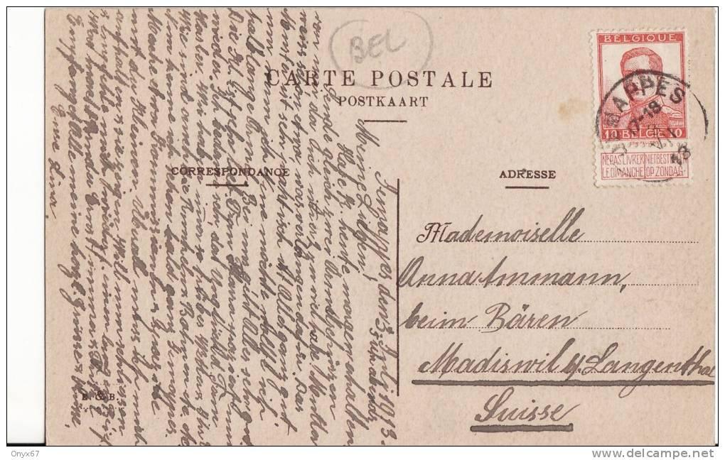 JEMAPPES ( Belgique-Walonnie-Hainaut) Nouveau Charbonnage - USINE -CHARBON - COMBUSTIBLE - - Belgique