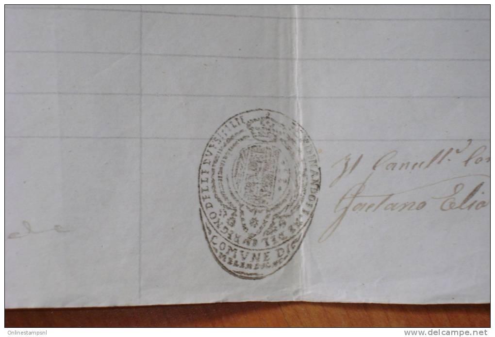Italy: Manuale Pel Milite Della Guardia Nazionale, W/ List Of Persons - Historische Documenten