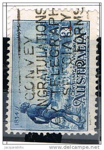 Australie  ...  SG  ....   148     ....  Gebruikt .....   Cancelled   ......  Gebraucht ....  Oblitere - 1913-36 George V : Other Issues