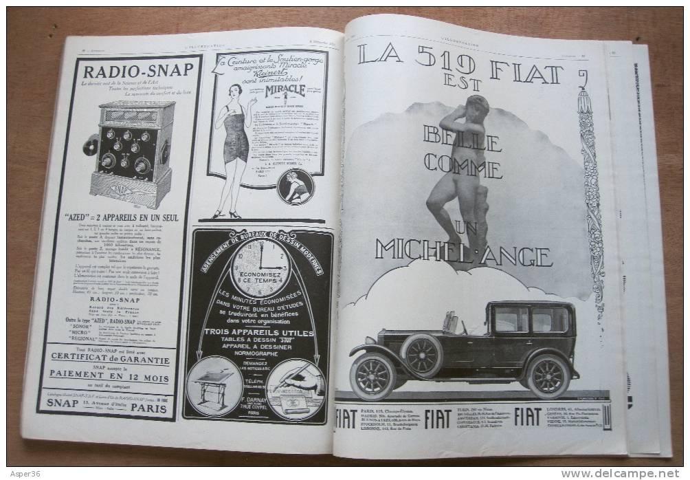 """Numéro Spécial  """"Noël ,Christmas"""" 1924 - Old Paper"""
