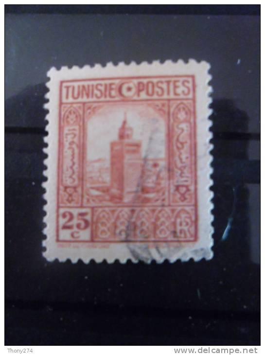 TUNISIE N°168 Oblitéré - Oblitérés