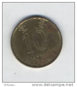 Piece 10 Cent 1994 - Hong Kong