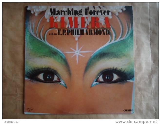 KIMERA WITH THE F.P. PHILHARMONIC // MARCHING FOREVER - Vinyl-Schallplatten