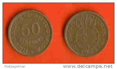 MOZAMBIQUE 1957 50 Centavos Km81 - Mozambique