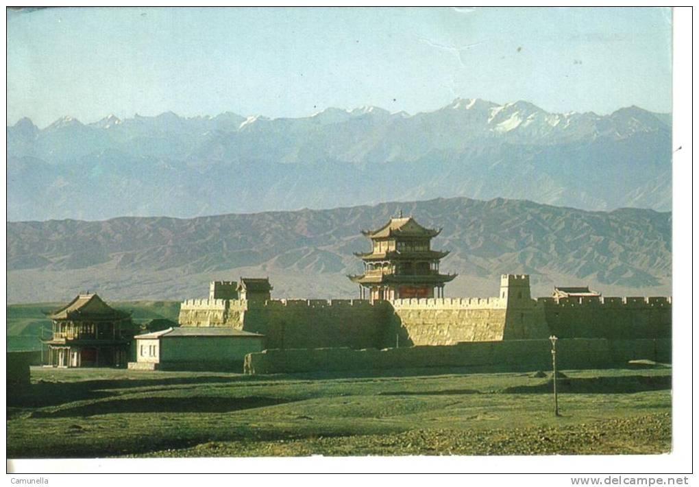 Cina-china-the Great Wall - Corea Del Sud