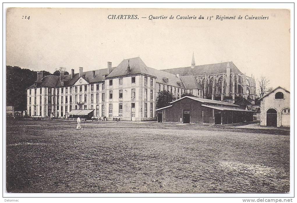 Le quartier Rapp / Quartier de Cavalerie (13° Cuirassier) 645_001