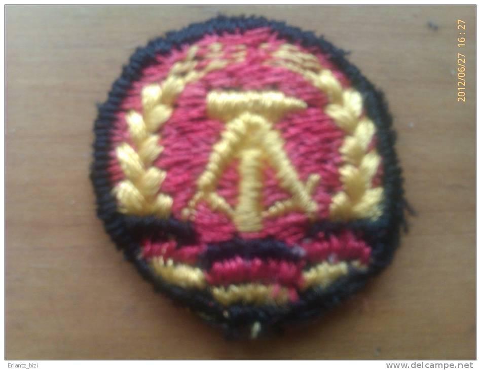 Cocarda RDA. República Democrática Alemana. Comunista. 1948-1990. - Insignias