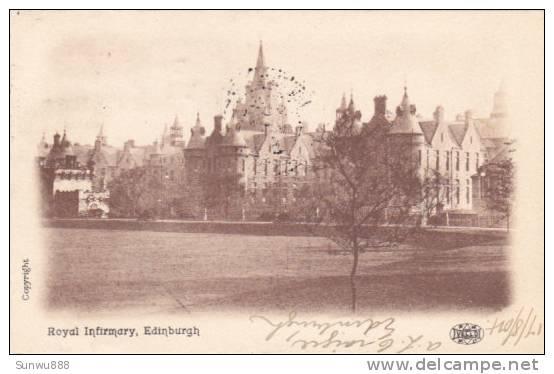 UK -Royal Infirmary, Edinburgh (General, Commandant Infanterie, Enfanterie, Lille, Not Common) - Midlothian/ Edinburgh