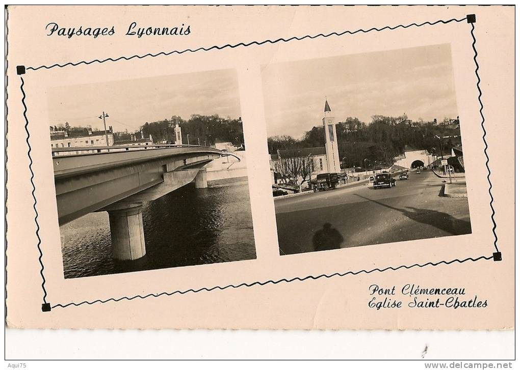 Paysages Lyonnais - Lyon