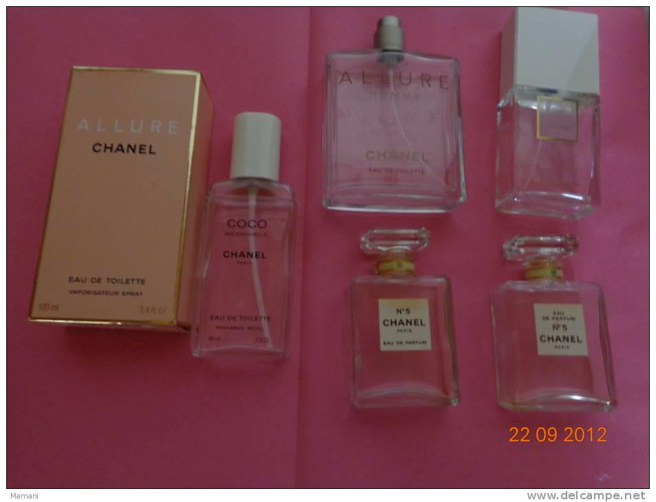 Lot D'eau De Parfum  Ou Eau De Toilette--vide- - Parfums & Beauté