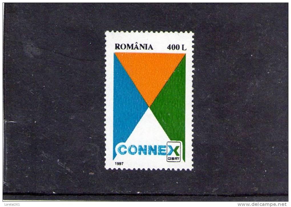 1997 - Telephonie Mobile Connex Mi No 5242 Et Yv No 4371 MNH - 1948-.... Republiken