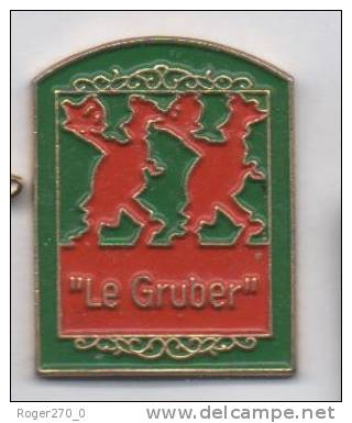 Beau Pin's , Le Gruber , Strasbourg - Città