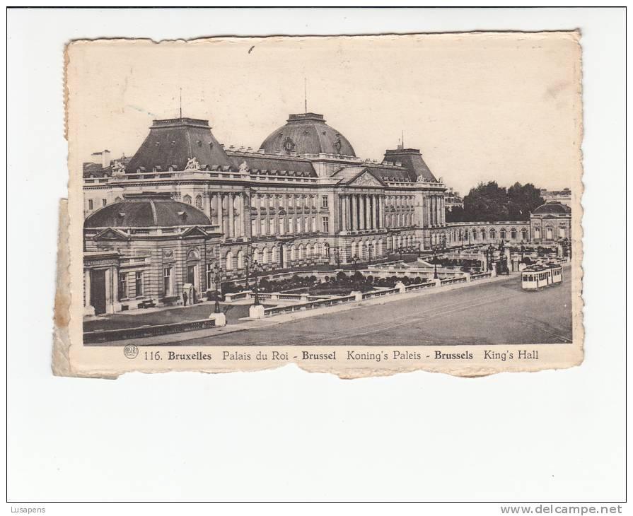 BELGIUM - [OF #11426] - BRUXELLES - PALAIS DU ROI - Non Classés