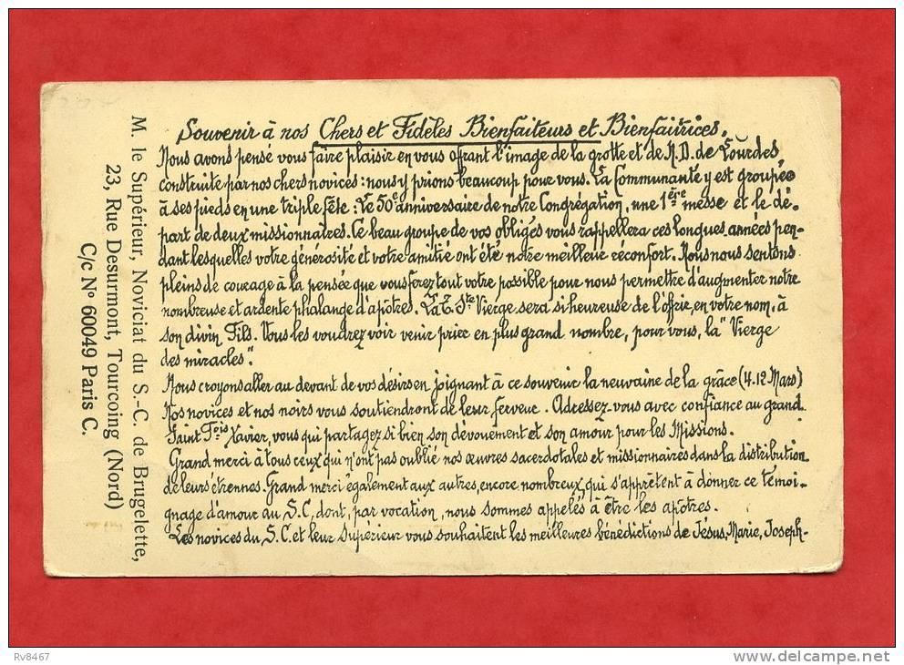 * BELGIQUE-Noviciat Des Prêtres Du Sacré-Coeur. Brugelette(Belgique) 30 Juillet 1927. Jubilé De La Congrégation - Brugelette